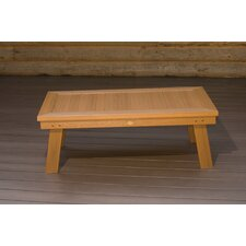 highwood® Pocono Deep Seating conversation table
