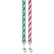 Pooch Argyle Patterns Dog Lead