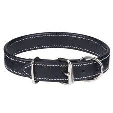<strong>Casual Canine</strong> Flat Leather Dog Collar