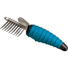 Ergonomic Dematting Pet Combs