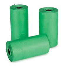 <strong>Clean Go Pet</strong> Replacement Pet Waste Bags in Green