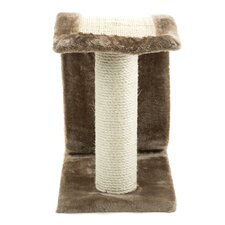 N Slide Sisal Scratching Post in Natural