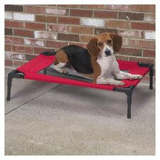 Large Dog Furniture Style with Mesh Panel