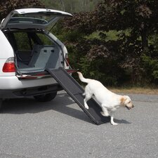 Vehicle Dog Ramp in Black