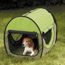 Insect Shield Collapsible Pet Crate