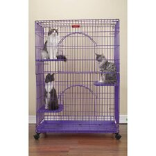 <strong>ProSelect</strong> Foldable Cat Cage