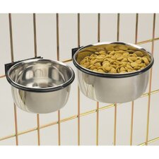 Stainless Steel Pet Coop Cup