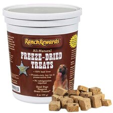 Freeze Dried Treats Beef Liver Dog Treat