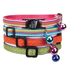 Nylon with Ribbon Cat Collar