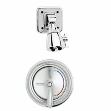 Sentinel Mark II Anti - Scald Wall Mounted Thermostatic Shower Faucet