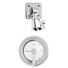Sentinel Mark II Anti - Scald Wall Mounted Thermostatic Shower Faucet SM-4020
