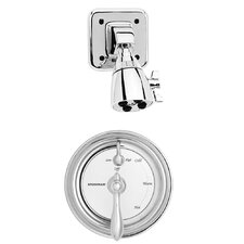Sentinel Mark II Wall Mounted Shower Dual Function Shower Faucet