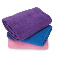 Microfiber Pet Towel 3 Pack in Assorted Color