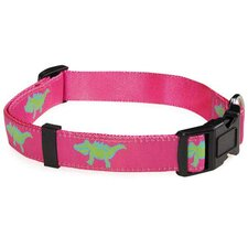 Water Ways Crocodile Dog Collar