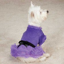Vibrant Party Dog Dress