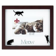 Meow Picture Frame