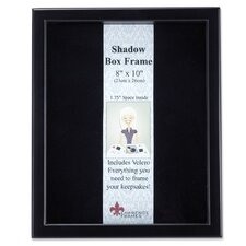 Contemporary Shadow Box Picture Frame