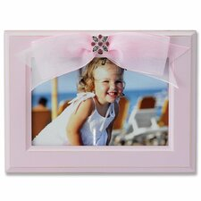 <strong>Lawrence Frames</strong> Baby Ribbon Picture Frame