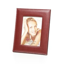 Bonded Leather Picture Frame