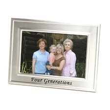 Four Generations Picture Frame