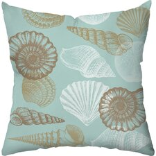 Shell Throw Pillow