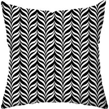 Marbleized Throw Pillow