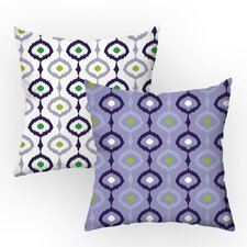 Sumatra Throw Pillow Set (Set of 2)