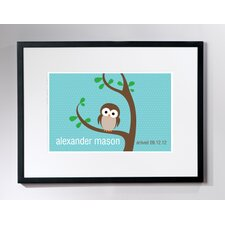 Personalized WHO Came Along? Wall Décor