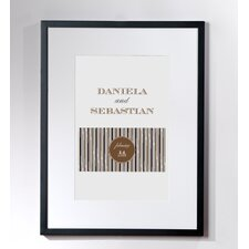Personalized Scrolled Wall Décor