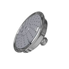 Traditional Volume Control Shower Head