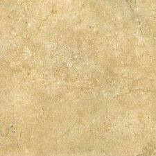 "Choice 12"" x 12"" Porcelain Tile with Interlocking Tray in Santo"