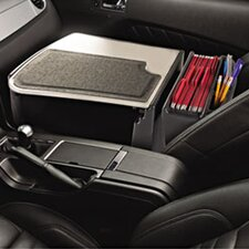 GripMaster Car Desk in Gray