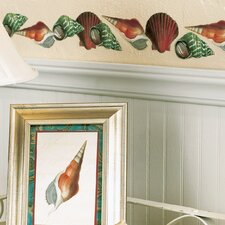 <strong>Wallies</strong> Anna Griffin Seashells Wallpaper Cutouts