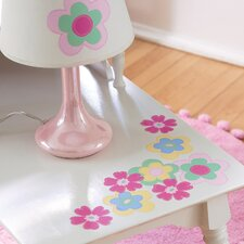 <strong>Wallies</strong> Pretty Stitches Wallpaper Cutouts