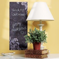 Frilly Chalkboard Vinyl Peel and Stick