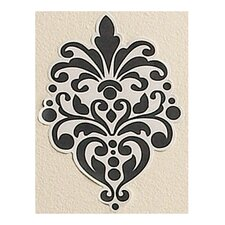 <strong>Wallies</strong> Beautiful Baroque Vinyl Wall Decals