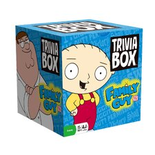 Trivia Box Family Guy Game