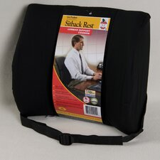 <strong>Core Products</strong> Sitback Rest Back Support Cushion