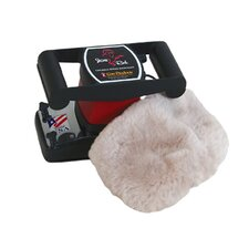 Jeanie Rub Sheepskin Pad Cover