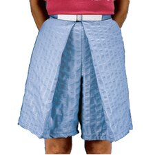Patient Shorts in Blue