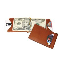 Back Saver Wallet in Brown