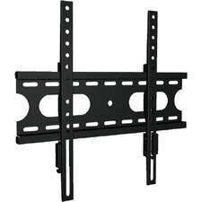 "Fixed Series Medium Low Profile Mount for 23"" - 42"" Screens in Black"