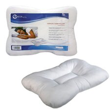 Fiber Filled Cervical Indentation Pillow