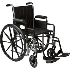 K2-Lite Bariatric Wheelchair