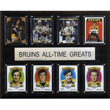 NHL All-Time Greats Plaque