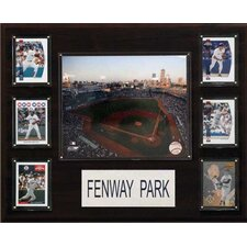 "MLB 16"" x 20"" Stadium Plaque"