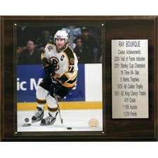 NHL Career Stat Plaque