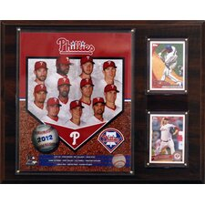 MLB 2013 Team Plaque