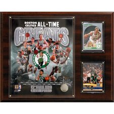 NBA All-Time Greats Photo Plaque