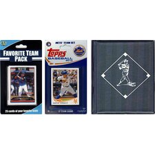 MLB Licensed 2013 Topps Team Set and Favorite Player Trading Cards Plus Storage Album
